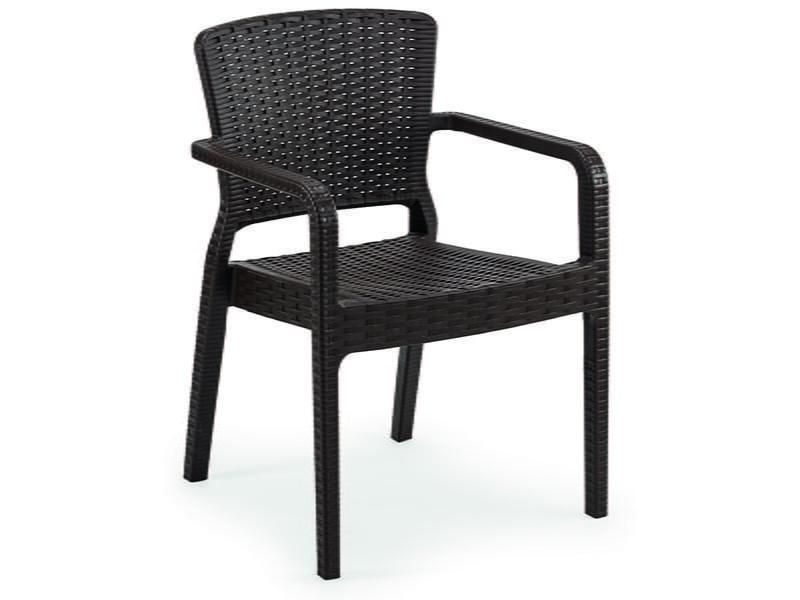 Enjeksiyon Rattan Masa ve Sandalyeleri DEPTH