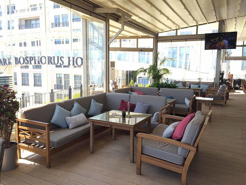 Otel, Cafe ve Restaurant Oturma Grupları