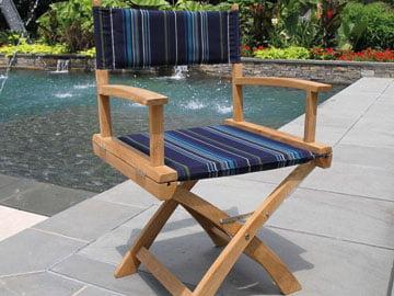 Ahşap Bahçe Sandalyeleri