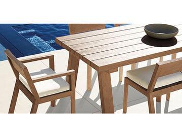 Ahşap Bahçe Masaları
